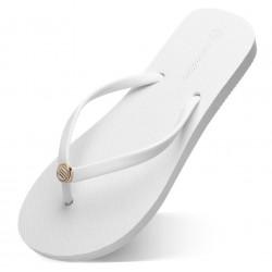 Flip-flops storlek 37 - vit