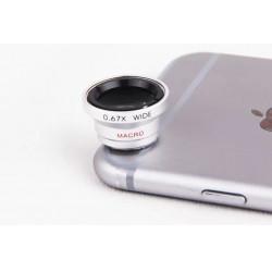 Plånboksfodral-ställ till Galaxy S4 Blå-vit prickar