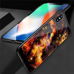 Starry Glass Case- Galaxy S8