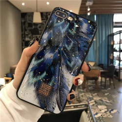 Starry Feather Case iPhone...