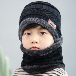 Hat & Scarf Set For Kids