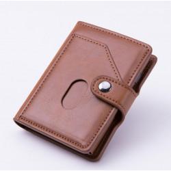Foldable RFID Wallet
