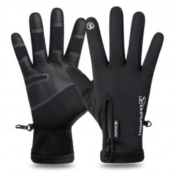 Warm Telefinger Glove - Black