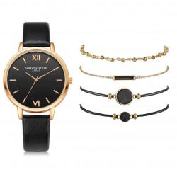 Watch With Bracelets