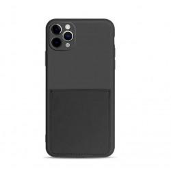 Slot silicone case - iPhone 11