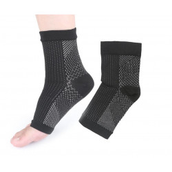 Ankle compression sock L/XL