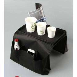 Läderfodral till din iPhone 5 - Kortplats och ställ - Blått